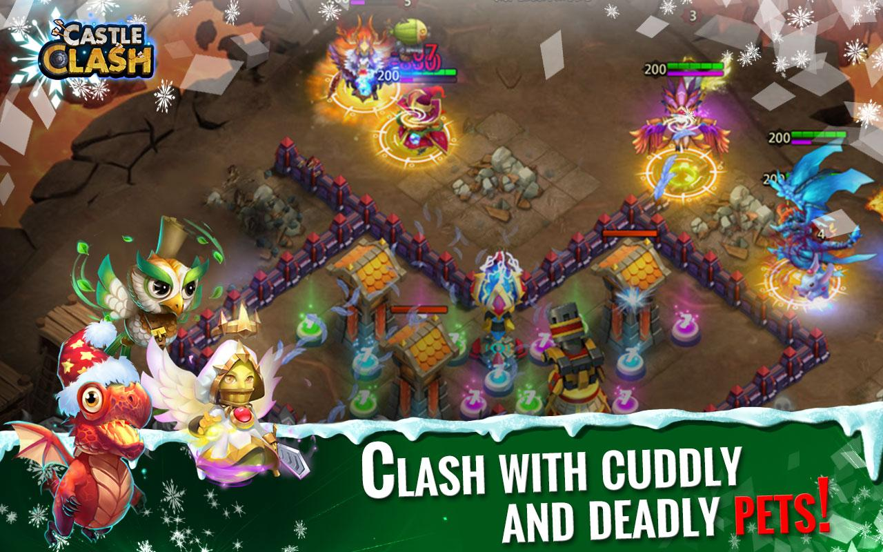 Castle Clash: Rise of Beasts- screenshot