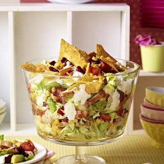 Chicken and Tortilla Salad