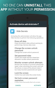 Hide Secrets - Pics, SMS, Apps v2.6