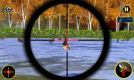 狙击手鸭子狩猎季节3D