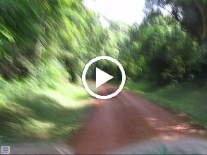 Video: 62 km from the park gate to the lodge.
