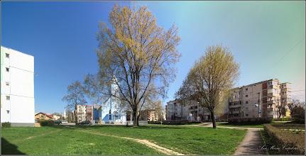 Photo: Turda - Calea Victoriei - parc si spatiu verde - Mr.1  - 2018.04.09
