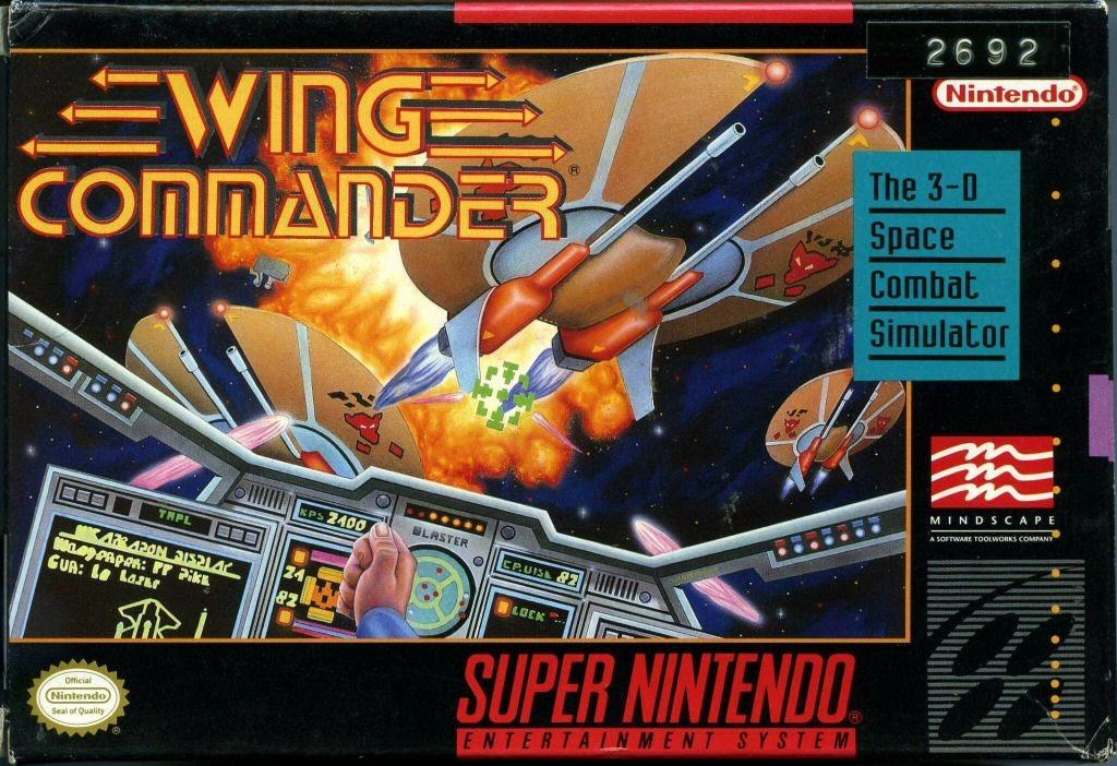 wing commander video game series