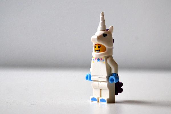 You can be the next unicorn