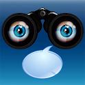 Talking Goggles icon