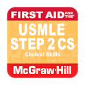 First Aid for the USMLE Step 2 CS, Fifth Edition icon