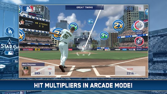 MLB Home Run Derby 2020 APK 2