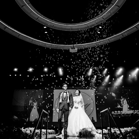 Wedding photographer Nopakiat Huangtong (Remind). Photo of 01.02.2018