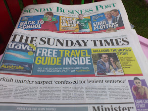 Photo: Sunday Papers 2011 Week 34