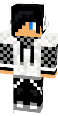 Hi i'm Mr.cooldude and i am wearing headphones this took a long to make so have a good time with the skin