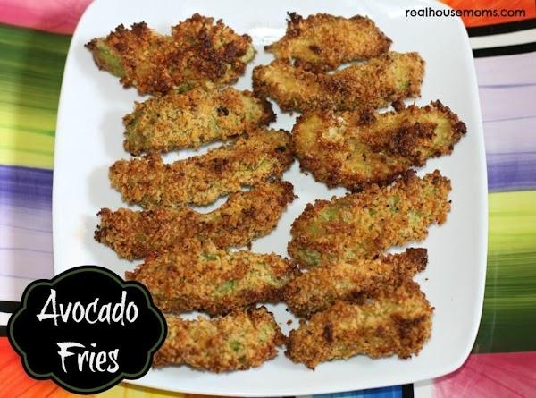 Avocado Fries Recipe