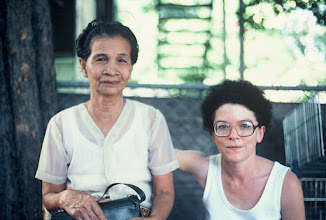 Photo: With Grandmother