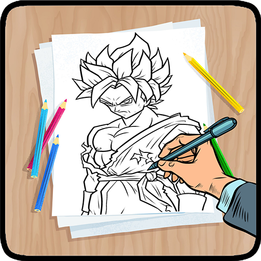 How To Draw Cartoon Anime 3.0 screenshots 1
