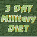3 Day Military Diet icon