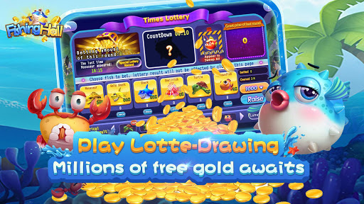 Fishing Hall-Free Slots,Poker,Fishing Saga 1.0.6 screenshots 9