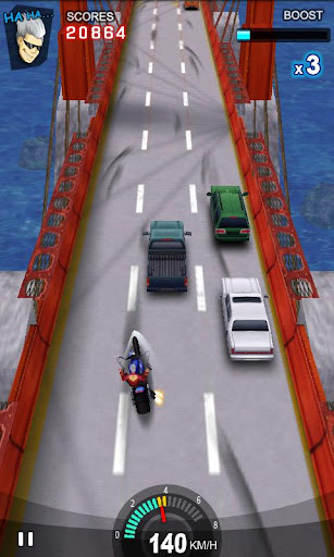 Racing Moto screenshot 4