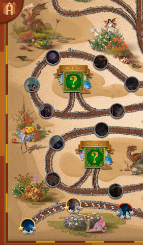 android Hidden Objects: Dragons Screenshot 1