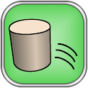 3D Action Cylinder icon