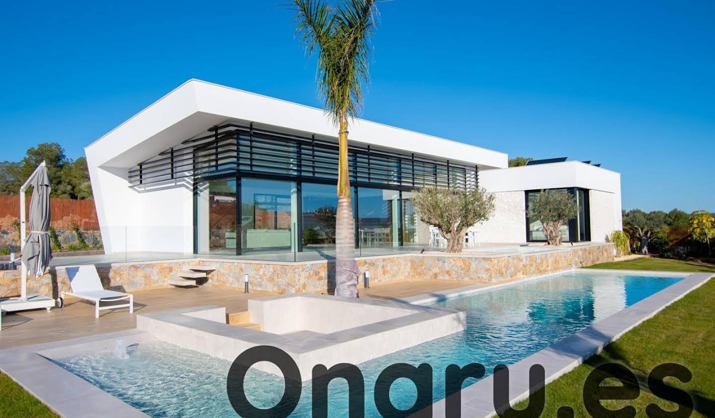 Villa avec piscine et terrasse Orihuela