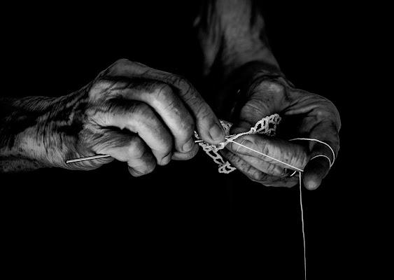 Mani e Merletto di EnzoFornione