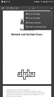 Alpha Guide - Network Power- screenshot thumbnail