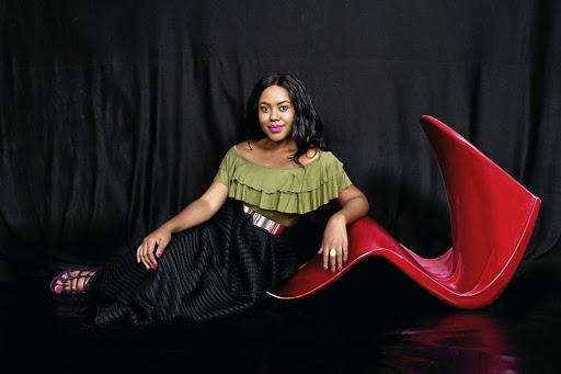 Lebohang Kgaphola has scooped five Ingoma nominations for her gospel album Christ Revealed.