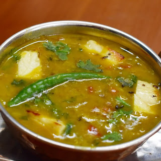 Dhaba Style Dal Tadka - a Spicy North Indian Vegan Dish Recipe