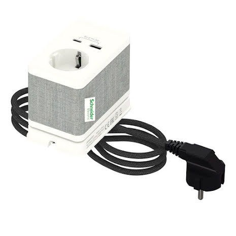 Schneider Unica System + Bordsenhet S