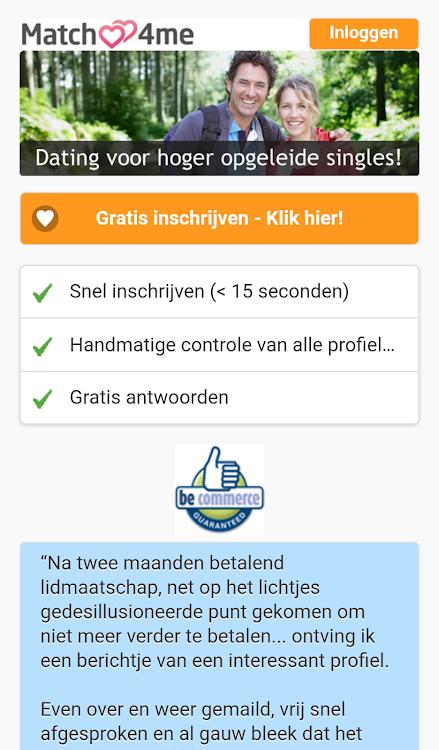 Dating Belgie hoger opgeleiden