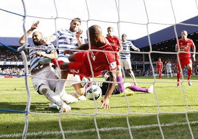 Liverpool dans la douleur s'impose à QPR