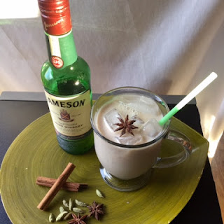 Copycat Bailey's Irish Cream.