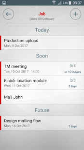 TimeMap - náhled