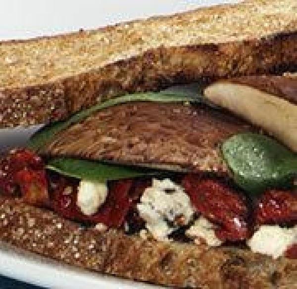 Bella Portabella Sandwiches Recipe