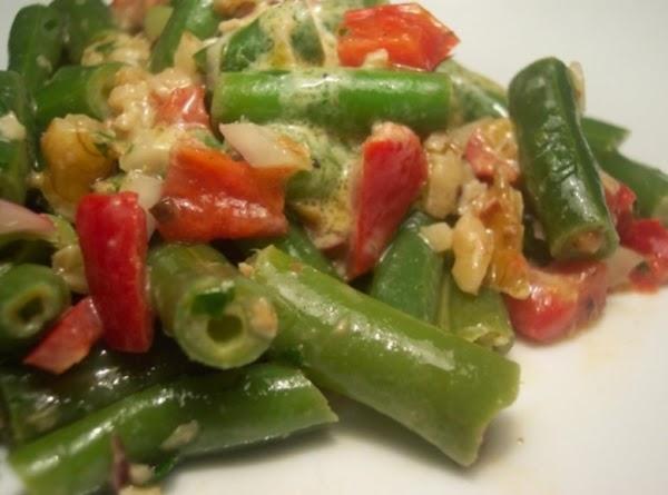 Not Just Any Green Bean Salad! Recipe