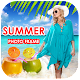 Summer Photo Frame Download for PC Windows 10/8/7