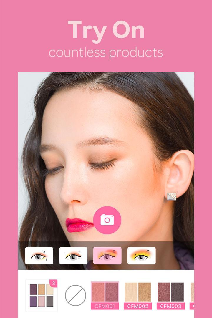 Скриншот Mary Kay Makeup Muse SG