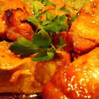 Sweet and Tasty Boneless Pork Ribes