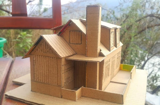 Diy Cardboard House Craft Apk Download Apkpure Co