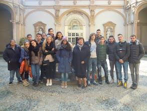"""Photo: 10/03/2015 - Istituto superiore """"Pellat"""" di Nizza Monferrato (At). Classe V B."""