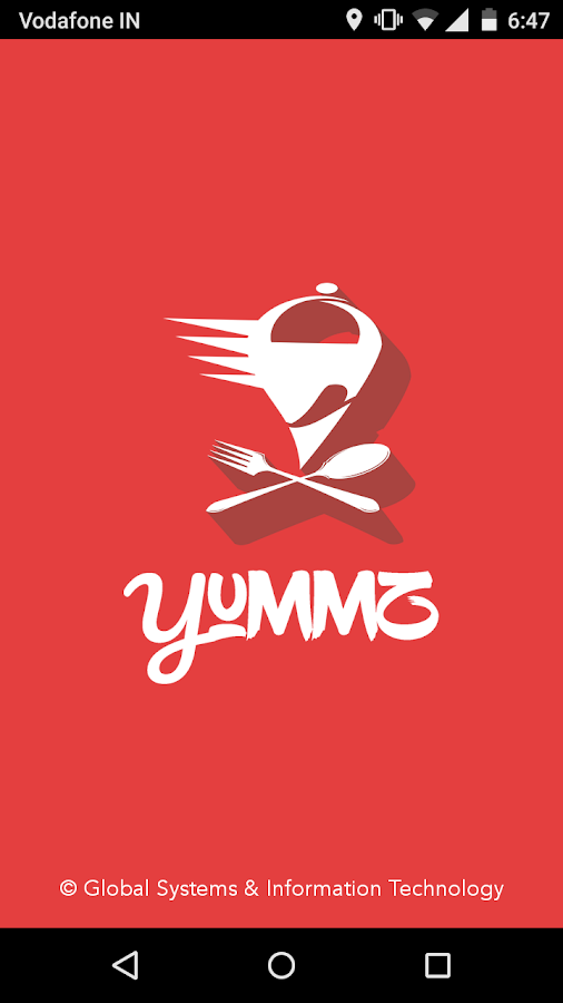 YummZ App- screenshot