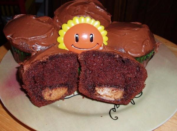 Brendas Best Surprised Cup Cake Recipe