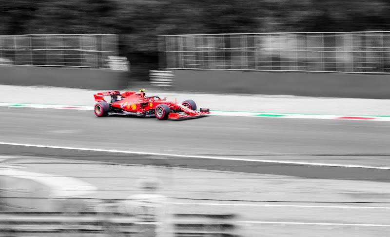 Ferrari SF90 Leclerc circuito di Monza di Pegghy27