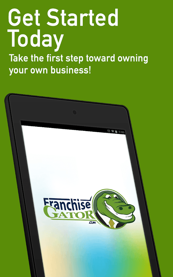 Franchise Finder- screenshot