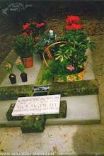 Photo: Могила ВПН. После перезахоронения. 9.12.1994