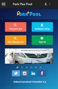 Park Plus Pool Mobil Otopark screenshot 0