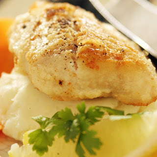 Lemon Garlic Butter Hake