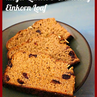 Dried Cranberry Loaf Bread Recipes