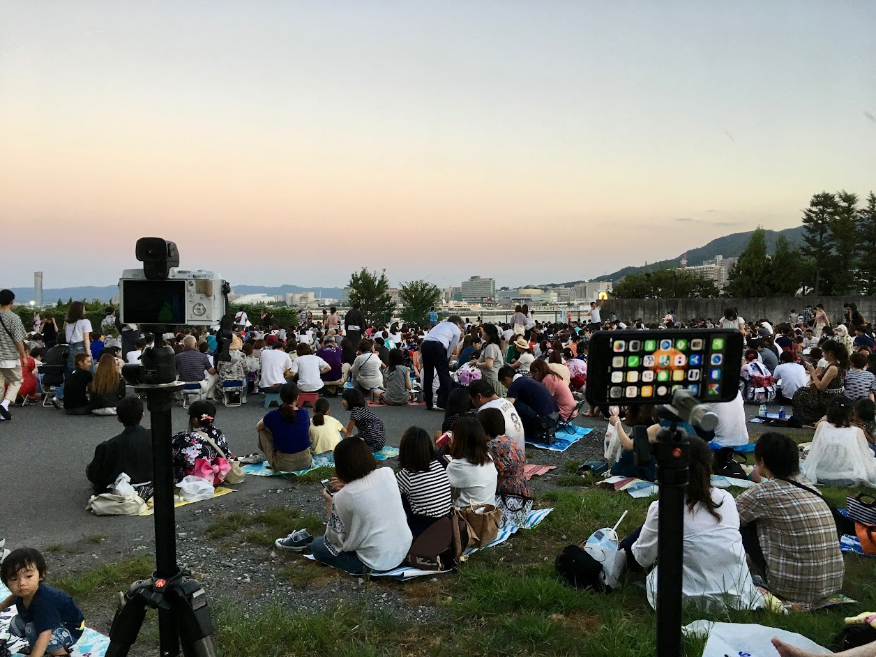 Biwako Great Fireworks 2018