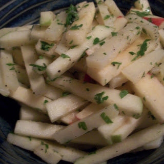 Apple-Manchego Salad Recipe