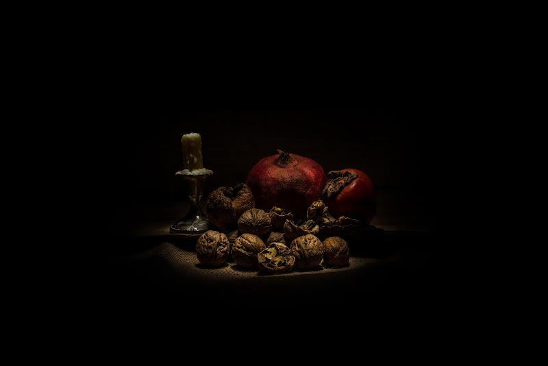Frutta secca!  di Matteo Faliero